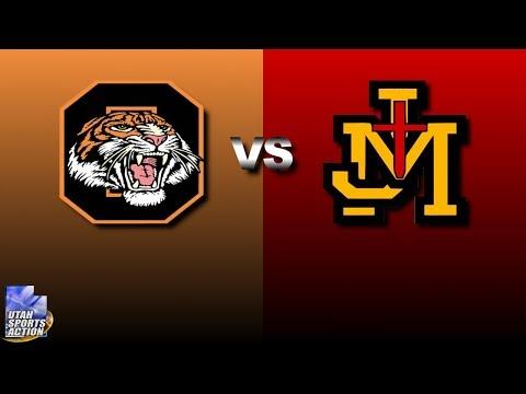 Utah High School Football: Ogden Tigers vs. Judge Memorial Bulldogs Highlights 2018