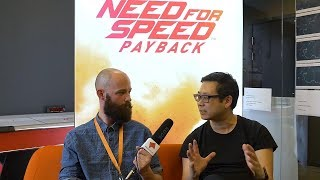 Need For Speed Payback William Ho Interview (Customisation, Story, Open World & More)