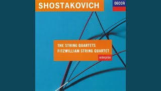 Shostakovich: String Quartet No.12 in D flat major, Op.133 - 1. Moderato - Allegretto