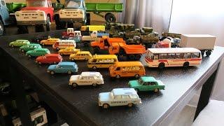 видео масштабные модели автомобилей 1 43