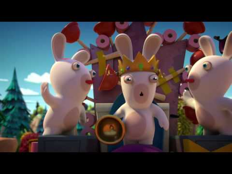 Les Lapins Crétins Invasion - Dans la peau d'un lapin 2 (S2E35)