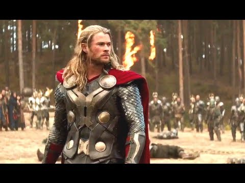 Thor: The Dark World Official Extended Trailer (HD) Chris Hemsworth