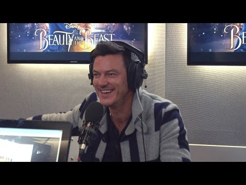 Thumbnail: Luke Evans in Beauty And The Beast: 'Emma Watson did such a good job'