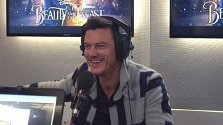 Luke Evans in Beauty And The Beast: 'Emma Watson did such a good job'
