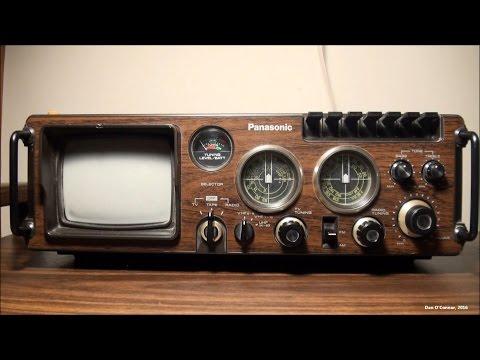 1977 Panasonic TR5000