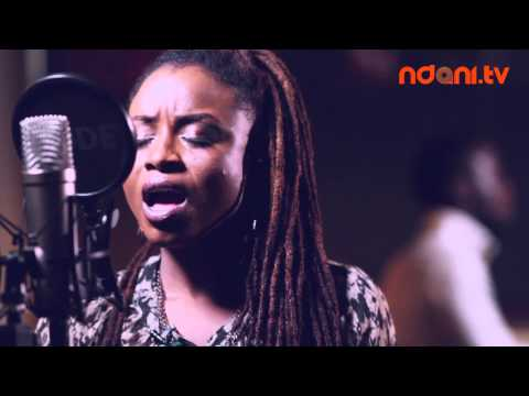 "Ego sings ""Bia Nulu"" on Ndani Sessions"