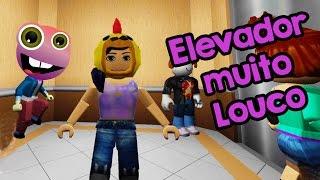Roblox - ELEVADOR MUITO LOUCO (The Normal Elevator) | Luluca Games