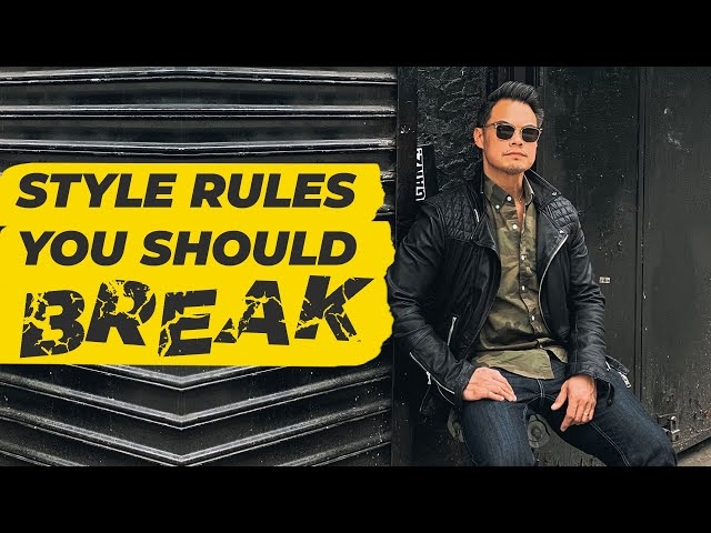Men's Fashion Advice is WRONG — 5 Style Truths No One's Telling You • Effortless Gent