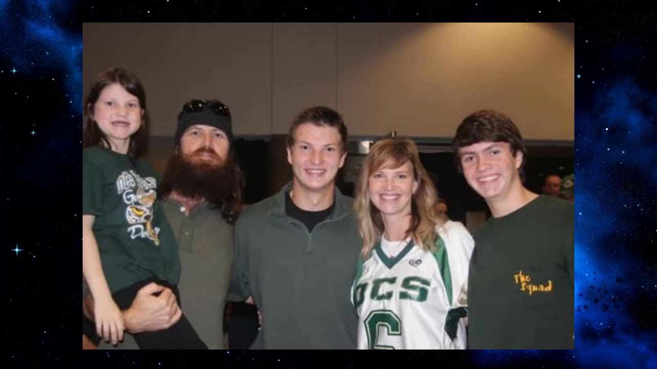 A Great Dad Earlier This Week Jase Robertson 48 Shaved His Iconic