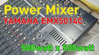 เพาเวอร์มิกซ์ YAMAHA EMX5014C …