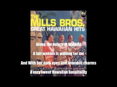 Mills Brothers Great Hawaiian Songs