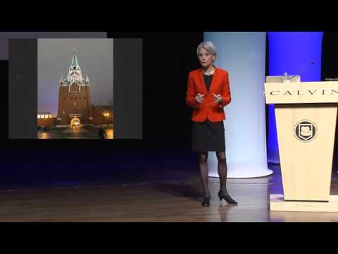 Russia: Past, Present and Future - Jill Dougherty