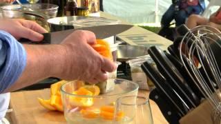 Afwf 2013: Tony And Cathy Mantuano's Marinated Olives