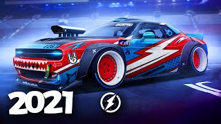 Bass Boosted Car Music Mix 2021 🎧 EDM Remixes of Popular Songs