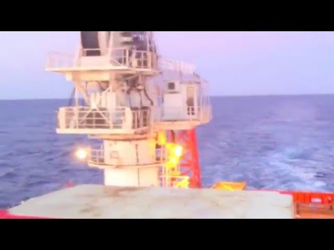 Must see outstanding offshore vessel tour for 2016?