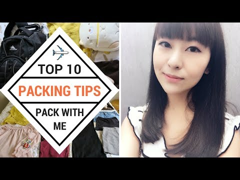 Top 10 Packing Tips + BONUS TIP for Japan | JAPAN TRAVEL GUIDE