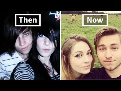 15+ Before And After Pics Of Rebellious Teenagers