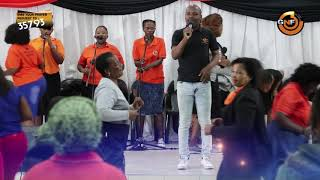 "GNF Richards Bay - Nzalabantu Revival Day 2 ""Baleka"" praise song"