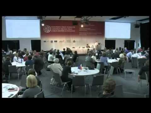 4th European Heritage Forum - part 12