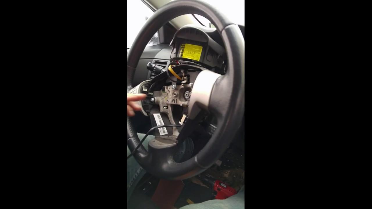 toyota corolla hız sabitleyici (cruise control) montajı - youtube