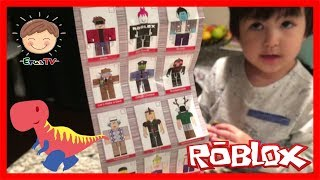 UNBOXING Roblox Blind Box Toy Surprise Safe Toy for All Kids and Children Family Friendly Toys Game