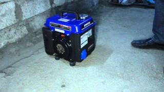 видео Генераторы и мини-электростанции ЗУБР  с инвертором - цены