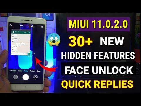 Redmi Note 4 Miui 11.0.2.0 New Update | New Features, Face Unlock, Redmi Note 4 Miui 11 Update
