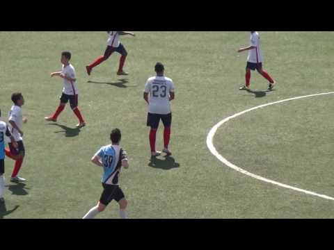 Partido Cat. Sub-14 Liga Antioqueña - Independiente Sabaneta vs Brasilia - Parte 1