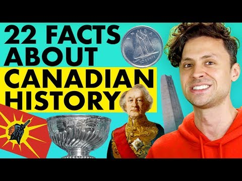 22 Facts About Canadian History