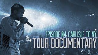 Curren$y - Pilot Talk 3 Tour Documentary - Carlisle To New York (Episode 04)
