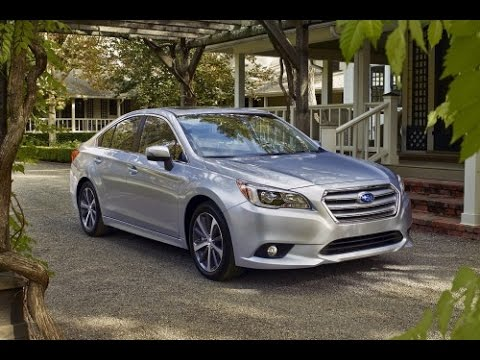 2015 Subaru Legacy Start Up And Review 2 5 L 4 Cylinder Youtube