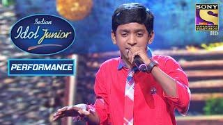 Ajay's 'Chaiyya Chaiyya' Performance Touches Sonakshi's Heart | Indian Idol Junior 2