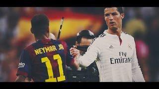 Cristiano Ronaldo vs Neymar Jr - Ultimate Skill Machines | HD