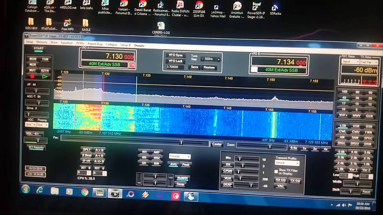 IF SDR for Yaesu FT 897/857