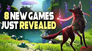 8 NEW PS4 GAMES JUST REVEALED!.mp3