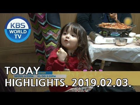 Today Highlights-The Return of Superman/Two Days and One Night/My Only One E77-78[2019.02.03]