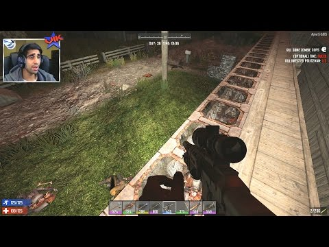 SO MANY HEADSHOTS! - 7 DAYS TO DIE #29 - (Season 3)