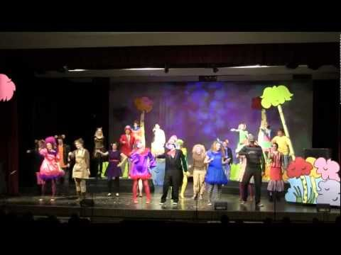 Green Eggs & Ham from WHS Seussical the Musical