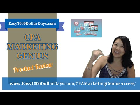 how to make money with cpa