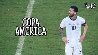 Lionel Messi - Copa America - Best skills and goals 2018/19 (HD)