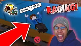 RAGING over GOLDEN DOMINUS EVENT in ROBLOX JAILBREAK!!! (Ready Player One Roblox Event)