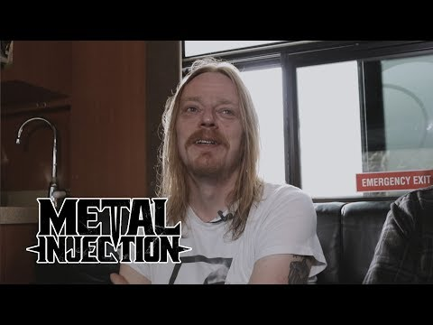 GRAVEYARD On Learning To Enjoy Tour, Finding Emotions On Stage and More | Metal Injection