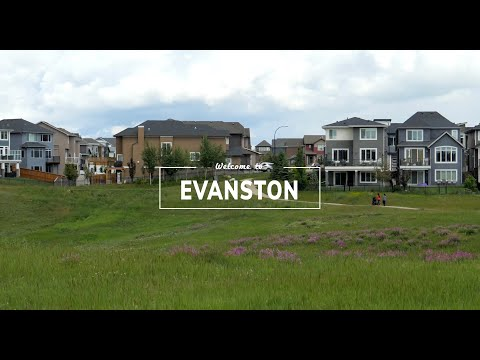People, Places And Things To Do In Evanston Calgary
