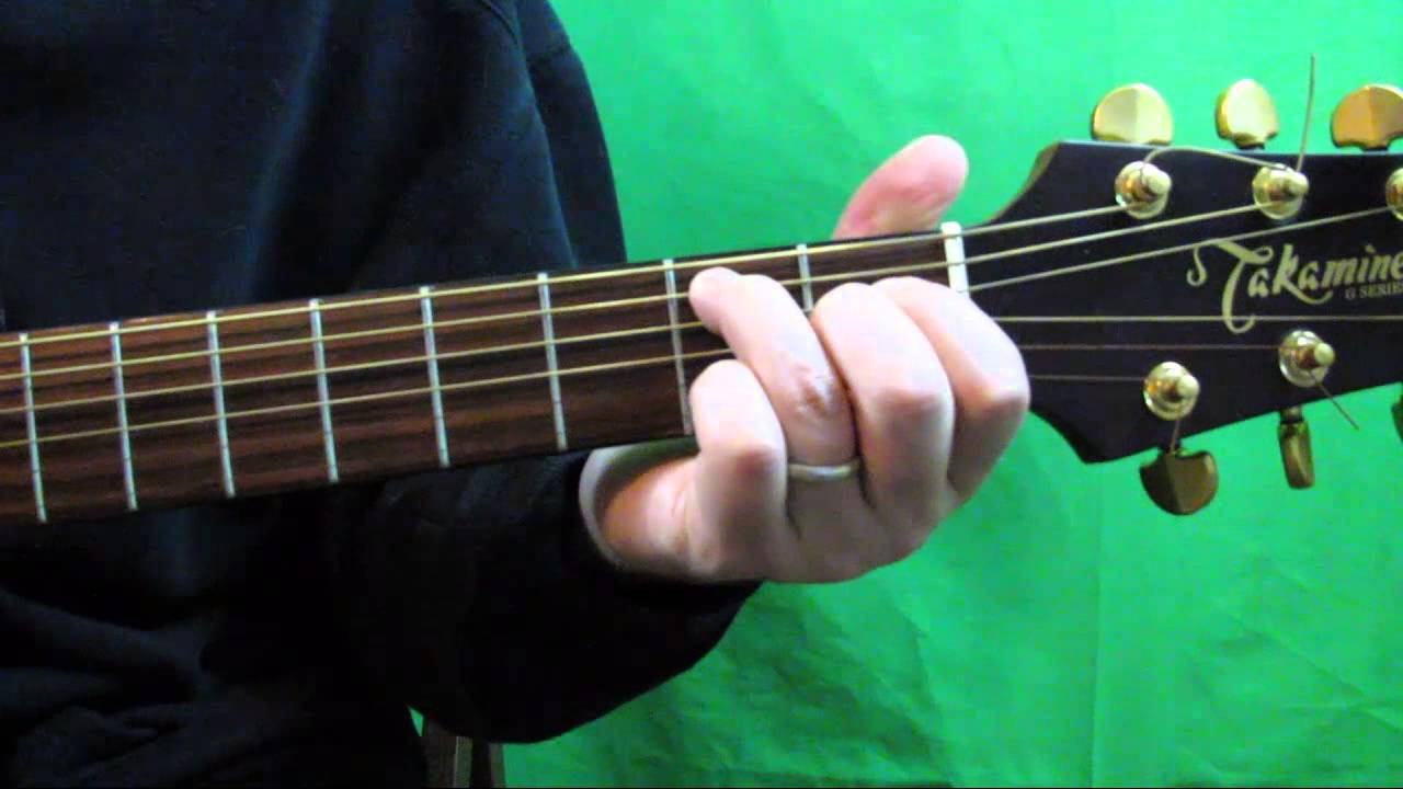 How To Play The E Major 7 Guitar Chord Emaj7 Chord Guitar