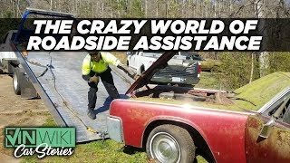 The strangest offers I got as a roadside assistance driver
