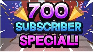 🔴 700 SUBSCRIBER SPECIAL! w/ Face Cam | GAME TIME (ROBLOX) 🔴