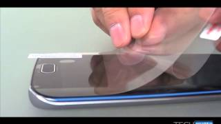amFilm Galaxy S6 Edge Screen Protector Installation
