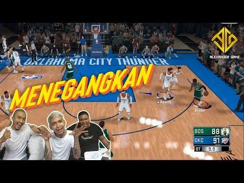 UUS DEWA NBA??? (2K 2018) l #AlexanderGame