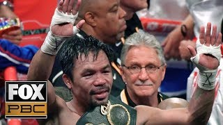 Manny Pacquiao leads voting for the Pro Boxing All-Decade Awards | INSIDE PBC BOXING