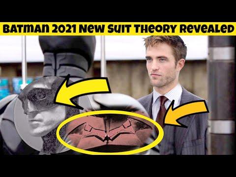Batman 2021 Robert Pattinson Movie New Batman Suit Breakdown